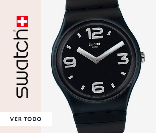 Relojes Swatch mujer