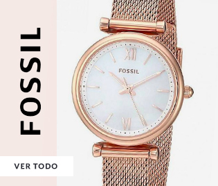 Relojes Fossil mujer