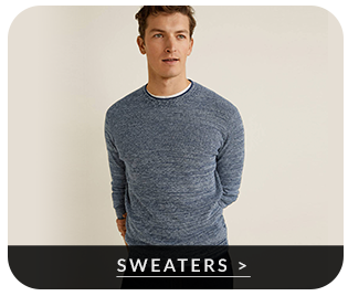 chalecos y sweaters hombre